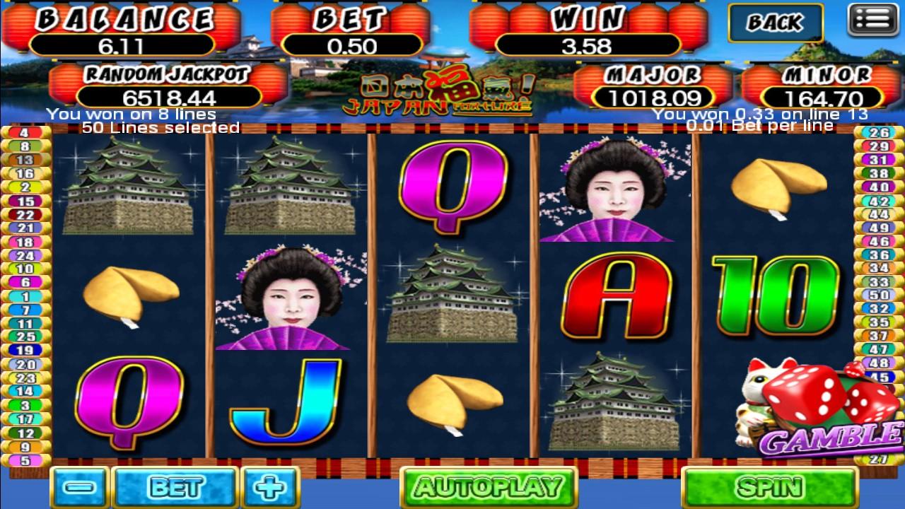 Japan Fortune