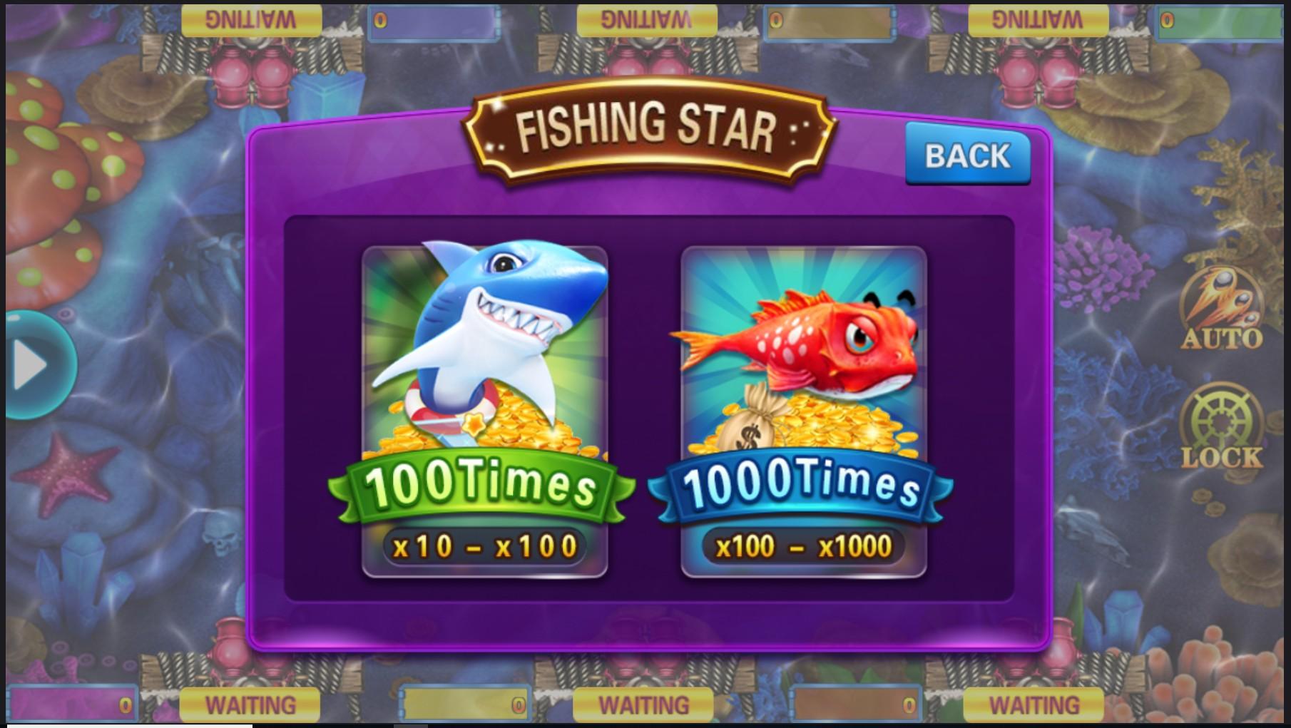 FISHING STAR