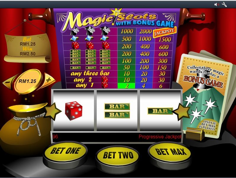 Magic Slot